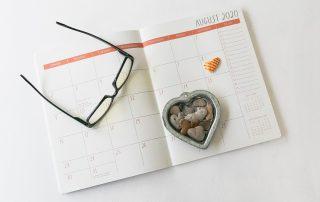 Calendar of Care Organizer
